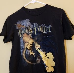 Harry Potter black shirt